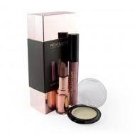 Набор для макияжа MakeUp Revolution Luxe Shade Blocks 2017 Rose Gold: фото