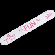 Пилочка для ногтей 2в1 Girls just wanna have fun Еssence 01 girls only!: фото