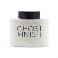 Рассыпчатая пудра Makeup Revolution Baking Powder Ghost Finish: фото