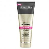 Восстанавливающий шампунь для сильно поврежденных волос John Frieda Sheer Blonde HI-IMPACT 250 мл: фото