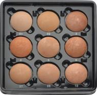 Палитра 9 глина-корректор Cinecitta Palette 9 compact earth: фото