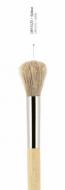 Кисть для сметки ВАЛЕРИ-Д из волоса буйвола №18 круглая: фото