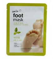 Маска для ног смягчающая THE FACE SHOP Smile Foot Mask: фото