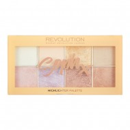 Хайлайтер MakeUp Revolution Soph Highlighter Palette: фото