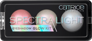 Тени для век CATRICESpectraLight Eyeshadow Glow Kit010 Manic Pixie Dream Girl розовый хром: фото