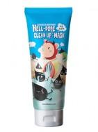 Маска-пленка для очищения пор ELIZAVECCA Hell Pore Clean Up Mask: фото
