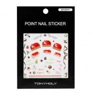 Наклейки для ногтей TONY MOLY Point nail sticker №1: фото