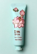 Крем для рук TONY MOLY I'm lotus hand cream 30 мл: фото