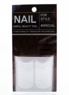 Трафареты для французского маникюра TONY MOLY French nail tip liner: фото