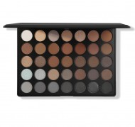 Палетка теней MORPHE 35K - 35 COLOR KOFFEE EYESHADOW PALETTE: фото