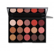 Палетка теней MORPHE 15H HAPPY HOUR EYESHADOW PALETTE: фото
