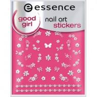 Наклейки для ногтей ЕSSENCE nail art т.03 цветочки: фото
