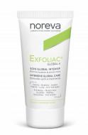Крем для лица Noreva Exfoliac Глобал6 30мл: фото