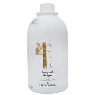 Шампунь на основе ячменного молочка Kleral System Milk Barley Milk Shampoo 1000мл: фото