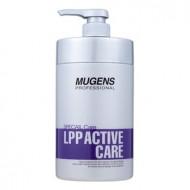 Маска для волос восстанавливающая Welcos Mugens VR2 LPP Active Care 1000g: фото