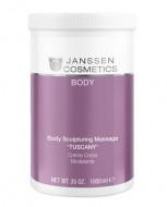 Крем массажный структурирующий ТАСКАНИ Janssen Cosmetics Sculpturing Body Cream Tuscany 1000мл: фото