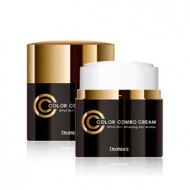 Крем СС DEOPROCE COLOR COMBO CREAM(CC CREAM) #23 40g: фото