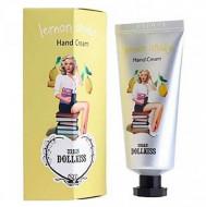 Крем для рук смягчающий Baviphat Dollkiss Lemon Shake Hand Cream 35мл: фото
