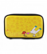 Косметичка YADAH COSMETIC POUCH_HOT YELLOW: фото