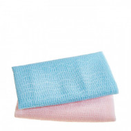 Мочалка для душа Sungbo Cleamy Pure Cotton ShowerTowel (28х100) 1шт: фото