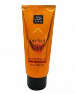Маска питательная с маслами для поврежденных волос MISE EN SCENE Perfect Serum Treatment Pack 330мл: фото