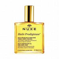 Масло сухое Новая формула-17 Nuxe Prodigieuse 100мл: фото