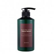 Восстанавливающий бальзам для волос EUNYUL BLACK SEED THERAPY TREATMENT 500 мл: фото