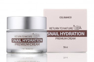 Крем с муцином улитки CELRANICO RETURN TO NATURE SNAIL HYDRATION PREMIUM CREAM 50 мл: фото
