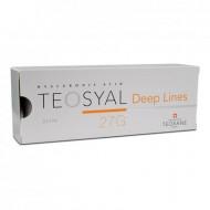 Филлер против носогубных складок TEOSYAL Deep Lines 27G 1мл*2: фото