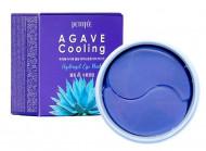Охлаждающие гидрогелевые патчи с экстрактом агавы Petitfee Agave Cooling Hydrogel Eye Patch: фото