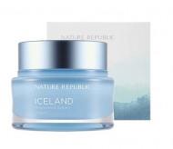 Крем для лица NATURE REPUBLIC Iceland Radiance Watery Cream 50мл: фото